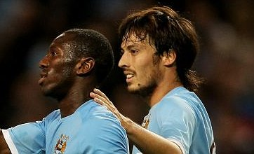 Manchester City on a roll thanks to Shaun Wright-Phillips' big strike