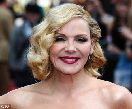 Kim Cattrall shot to fame in Sex and The City (Photo: PA)