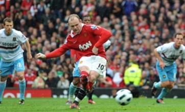 Everton v Manchester United key battles: Jagielka v Rooney, Cahill v Fletcher, Beckford v Ferdinand