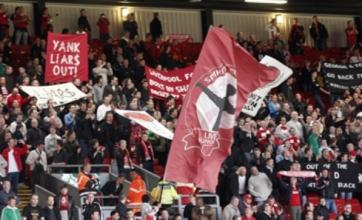 Liverpool fans stage sit-in after Reds draw with Sunderland