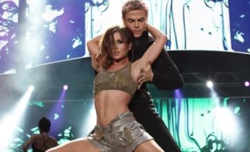 Cheryl Cole and Derek Hough 'friends not lovers'