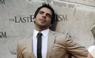 Eli Roth: 'Bob Geldof is my favourite person to argue about music with'