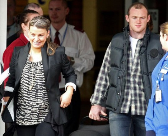 Childhood sweethearts: Will Coleen and Wayne Rooney stick together?