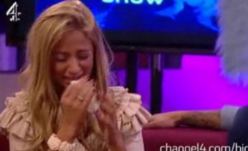 Chantelle cries over Preston divorce (again)