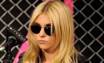 Taylor Momsen 'set fire' to her neutered dog's privates