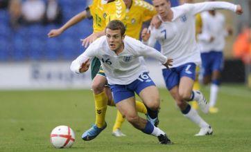 Stuart Pearce praises Jack Wilshere after U21s win