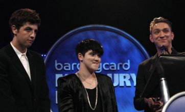 'Terrified' The xx shocked by Mercury Prize win