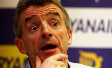 Ryanair boss: We want to eject co-pilots