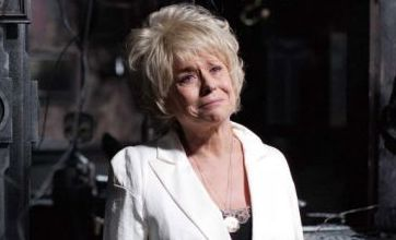 Peggy bows out of EastEnders
