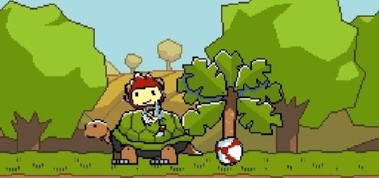 Super Scribblenauts (DS) – making adjectives fun for everyone
