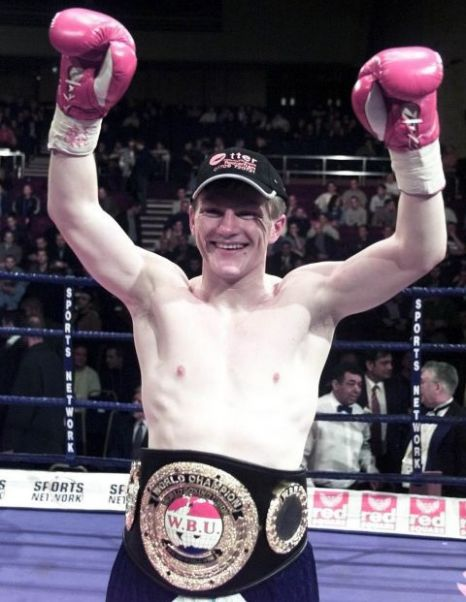 Ring master: Hatton in his heyday