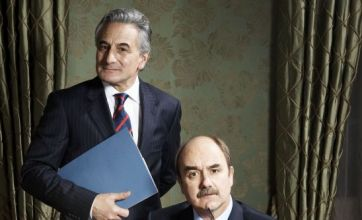 Yes, Prime Minister's Henry Goodman and David Haig revive their roles