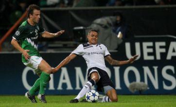 Jermaine Jenas hails Tottenham's first half against Werder Bremen