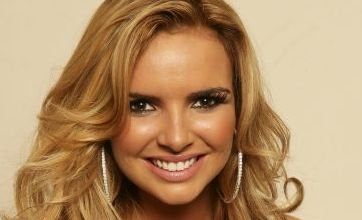 Engaged Nadine Coyle has 'no time' for Girls Aloud