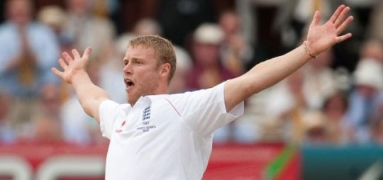 Farewell: 33-year-old Andrew Flintoff has retired from the game for good