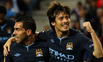 David Silva steers Manchester City to Europa League victory over Salzburg