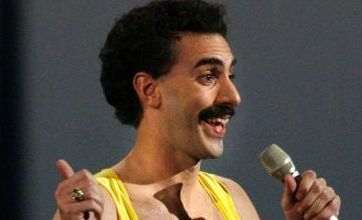 Sacha Baron Cohen to play Freddie Mercury in Queen biopic