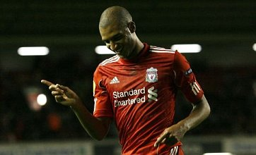David Ngog double helps Liverpool to Europa League win
