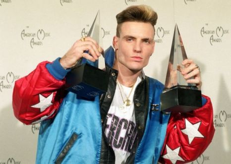 Vanilla Ice, Dancing on Ice, The Vanilla Ice Project