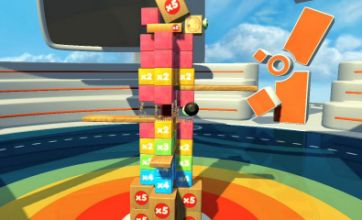 Games review – Tumble drops into the PlayStation Network