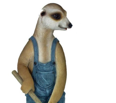 Fancy a meerkat gnome? (Photo: Tim Stewart News Limited)