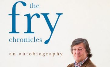 Stephen Fry's The Fry Chronicles: An honest autobiography