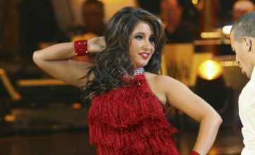 Bristol Palin defies Sarah in hot red dress on Dancing With The Stars