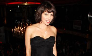 Sadie Frost ends her stand-off with Sienna Miller