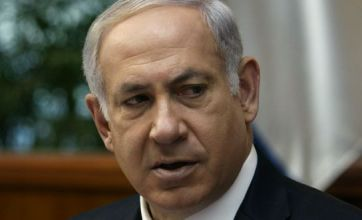 Benjamin Netanyahu: Israel's troops must run borders with Palestine
