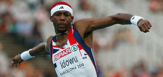 British triple jumper Phillips Idowu has pulled out of the Commonwealth Games (Getty)