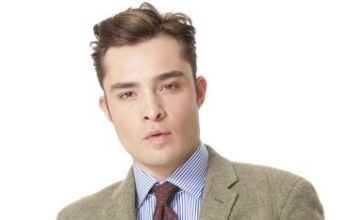 Gossip Girl's Ed Westwick is suited to the English gent role