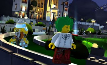 Games preview – Lego Universe builds a massively multiplayer playground