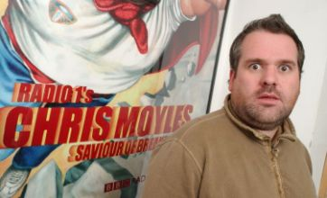 Chris Moyles' on-air tirade over pay