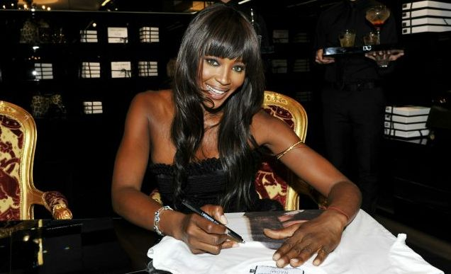 Naomi Campbell claims she was a scapegoat  (Photo: Getty Images)