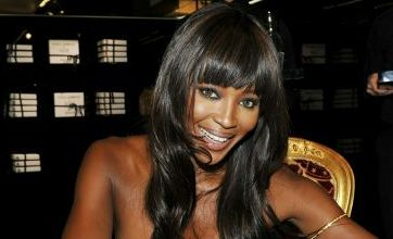 Naomi Campbell: Don't blame a war on me!