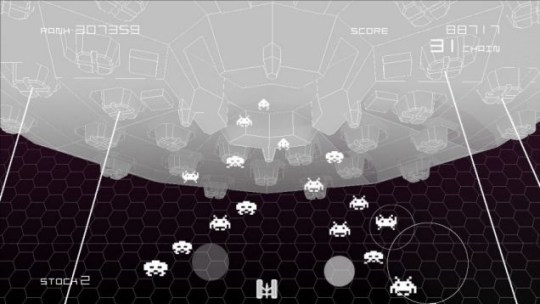 Space Invaders: Infinity Gene (PS3) – the new old style