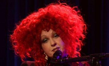 Blues and Folk: Cyndi Lauper's no match for the greats