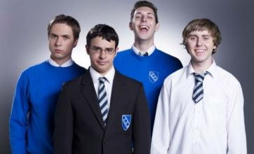 The Inbetweeners 'axed by writers'