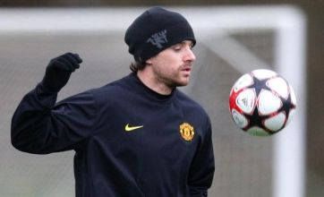 Owen Hargreaves' training return 'is selection headache' – Alex Ferguson