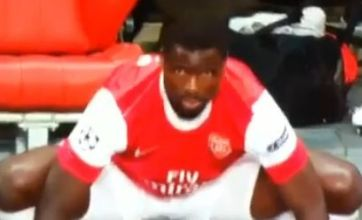 Best web videos: Emmanuel Eboue warm-up and Lionel Messi in London