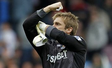 Robert Green let off after swearing at West Ham press box in Spurs game