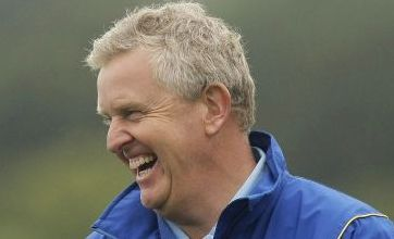 Colin Montgomerie's Ryder Cup team inspired by Seve Ballesteros talk