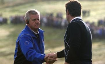 Ryder Cup: US take narrow lead after fourballs