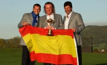 Monty wants Olazabal as next Ryder Cup captain
