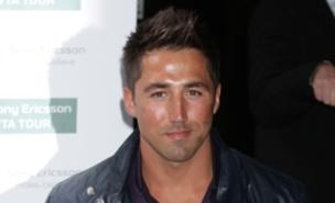 Gavin Henson is struggling with the salsa (PA)
