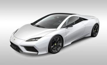 Lotus Esprit unveiled at Paris Motor Show