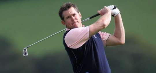 Up for the Ryder Cup: Europe's Lee Westwood (PA)