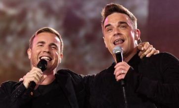 Robbie Williams & Gary Barlow and The Bees are singles of the week