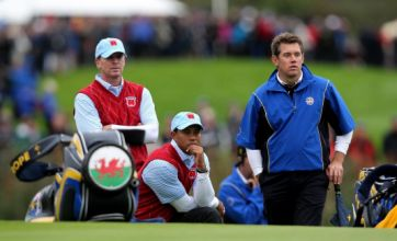 Lee Westwood leads Euro charge for Ryder Cup glory