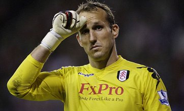 Mark Schwarzer: I will force Arsenal transfer from Fulham in January